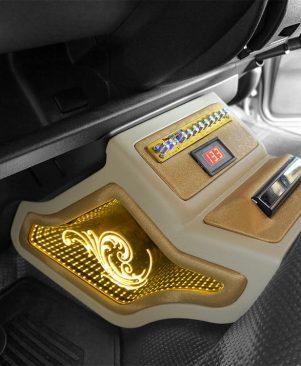 คอนโซลเกียร์ 3D Q003